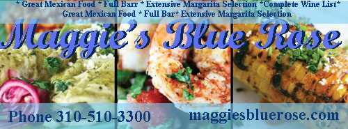 Maggie's Blue Rose Restaurant For the finest Mexican Food