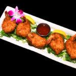 coconut shrimp appitizar