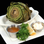 Artichoke steamed